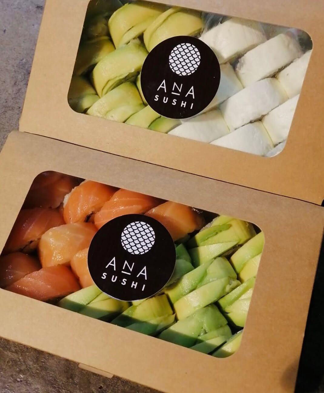 ana sushi promos