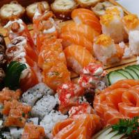 comida japonesa y sushi