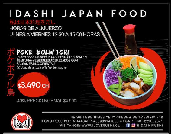 promo dashi sushi