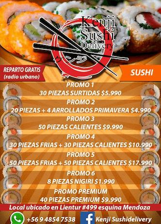 promo keni sushi