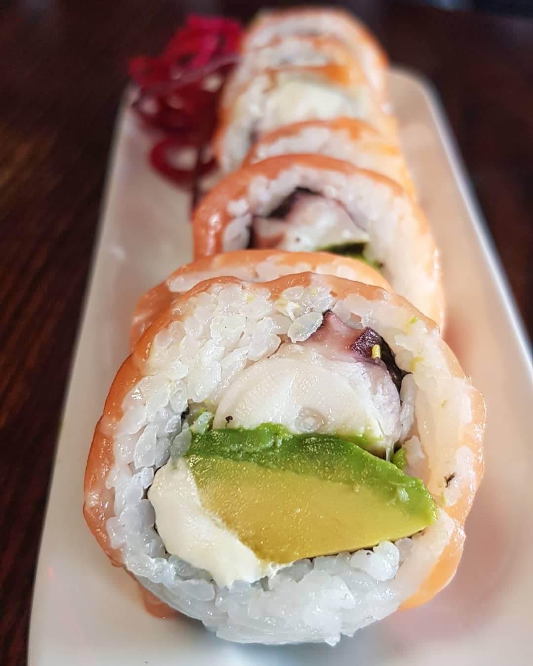 promo kioto sushi