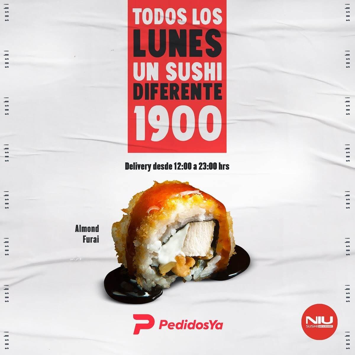 promo niu sushi