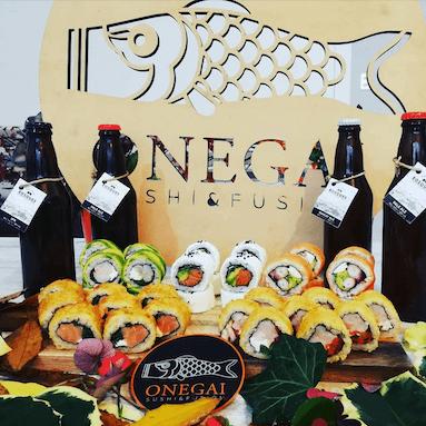 promo onegai sushi