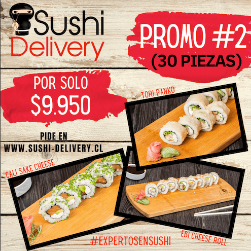 promo sushi delivery