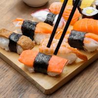 sushi delivery a domicilio
