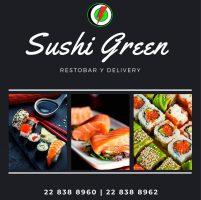sushi green logo