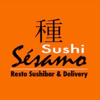 sushi sesamo logo